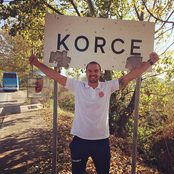 Amerikai sztárfeladóval érkeznek az albánok Kaposvárra